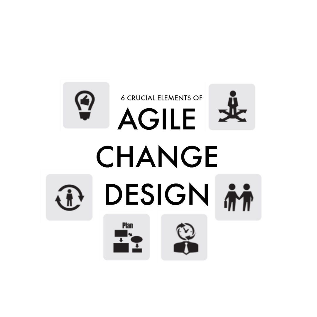Agile Change Design Elements